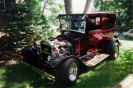 1926 Model T Ford Sedan Delivery