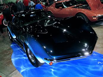 The Motion Maco-Just after the unveiling at the MUSCLE CAR AND CORVETTE NATIONALS 2011 show